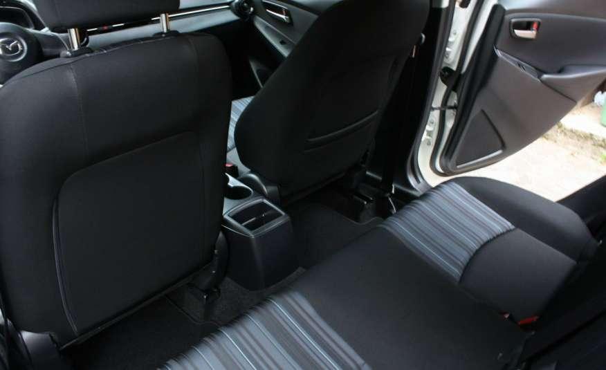 Mazda 2 1.5_Benzyna_132 tys. km_alu_klima_komplet kół zdjęcie 10