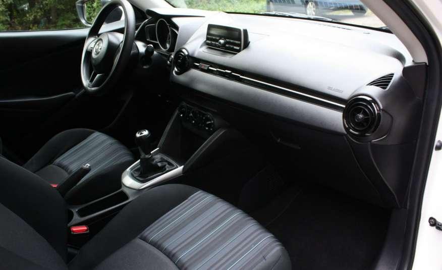 Mazda 2 1.5_Benzyna_132 tys. km_alu_klima_komplet kół zdjęcie 13