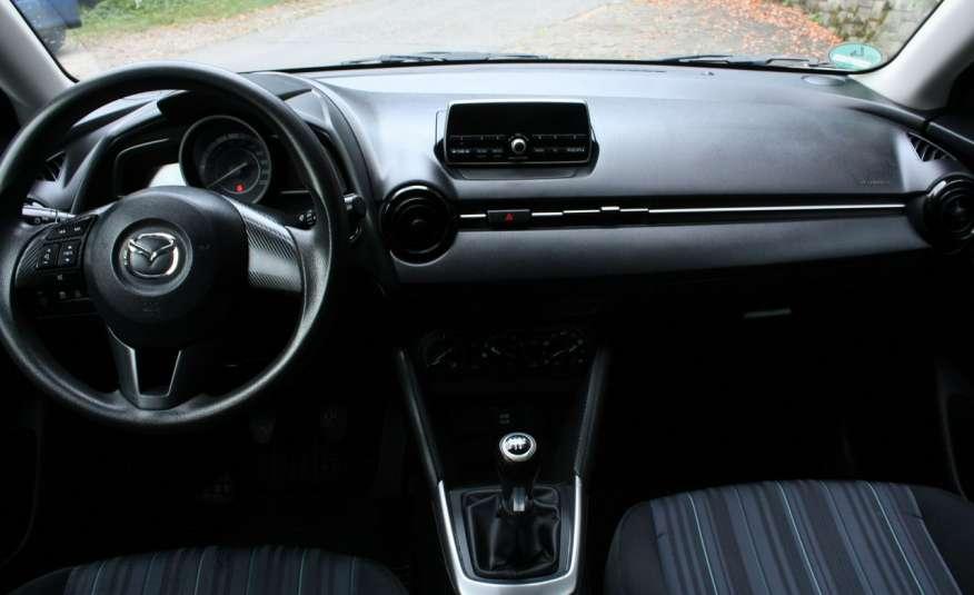 Mazda 2 1.5_Benzyna_132 tys. km_alu_klima_komplet kół zdjęcie 16