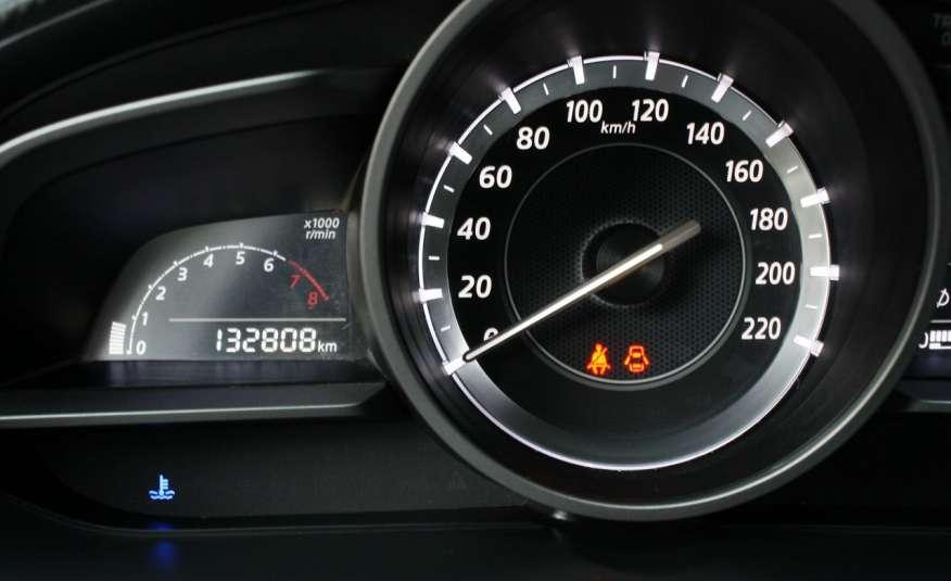 Mazda 2 1.5_Benzyna_132 tys. km_alu_klima_komplet kół zdjęcie 19