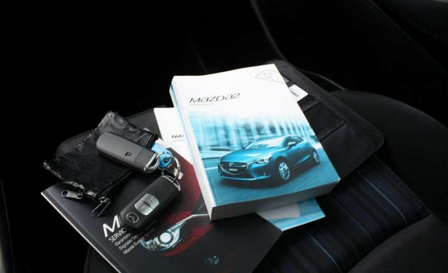 Mazda 2 1.5_Benzyna_132 tys. km_alu_klima_komplet kół zdjęcie 22
