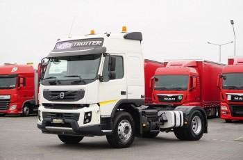 Volvo / FMX / 380 / E 5 / SILNIK 13 LITRÓW / MANUAL / HYDRAULIKA