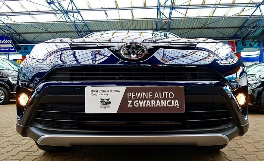 Toyota RAV-4 3 Lata GWARANCJA I-wł Kraj Bezwypadkowy 2.0 D-4D 143KM NAVI+ACCFV23% 4x2 zdjęcie 1