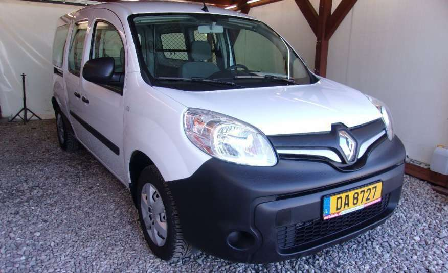 Renault kangoo zdjęcie 2