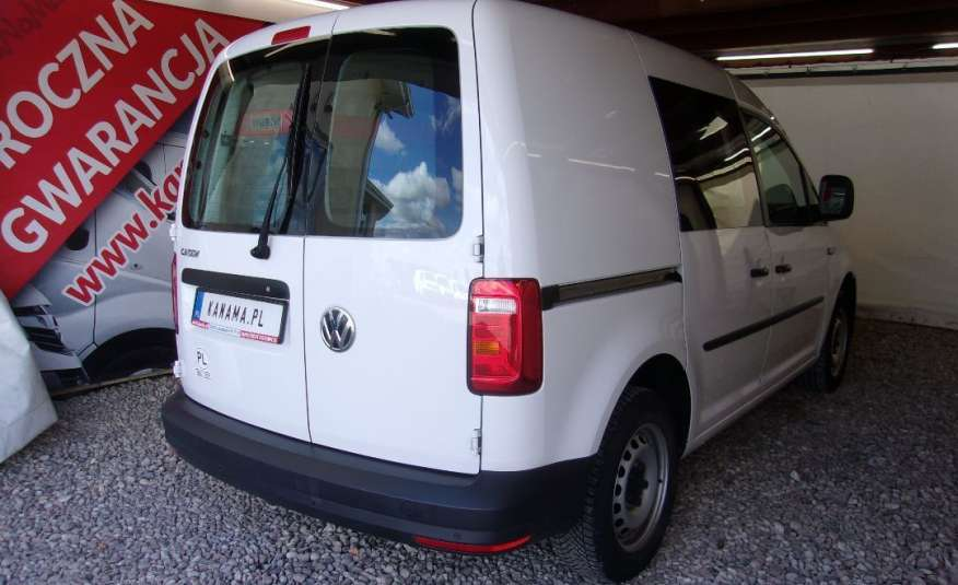 Volkswagen caddy zdjęcie 7