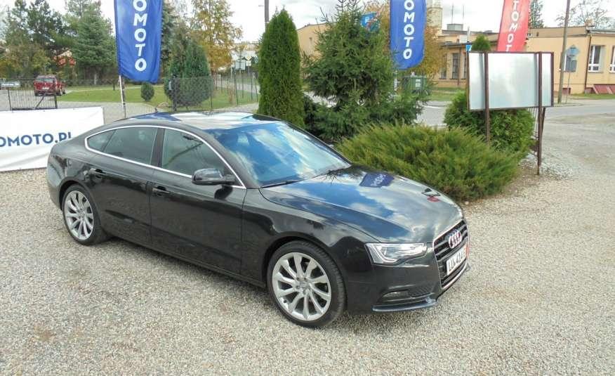 Audi A5 Opłacona , wyposażona , niski przebieg , benzyna.Lift zdjęcie 4