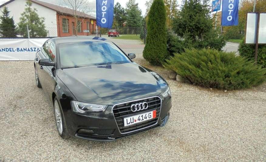 Audi A5 Opłacona , wyposażona , niski przebieg , benzyna.Lift zdjęcie 5