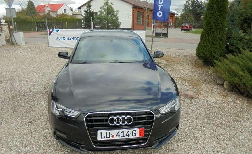 Audi A5 Opłacona , wyposażona , niski przebieg , benzyna.Lift zdjęcie 6