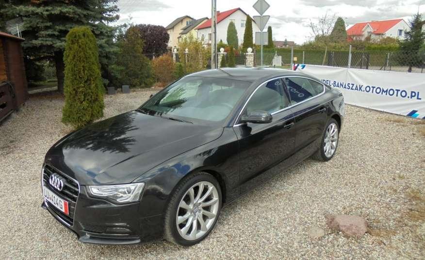 Audi A5 Opłacona , wyposażona , niski przebieg , benzyna.Lift zdjęcie 7