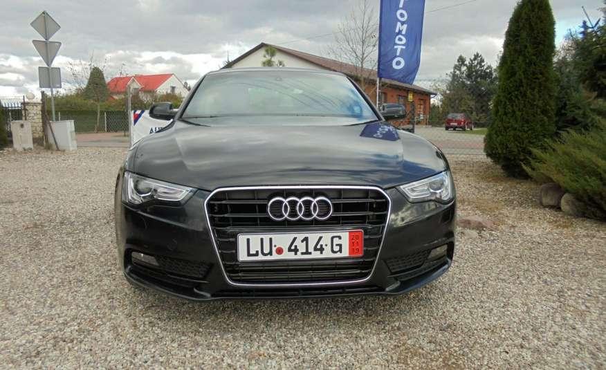 Audi A5 Opłacona , wyposażona , niski przebieg , benzyna.Lift zdjęcie 8
