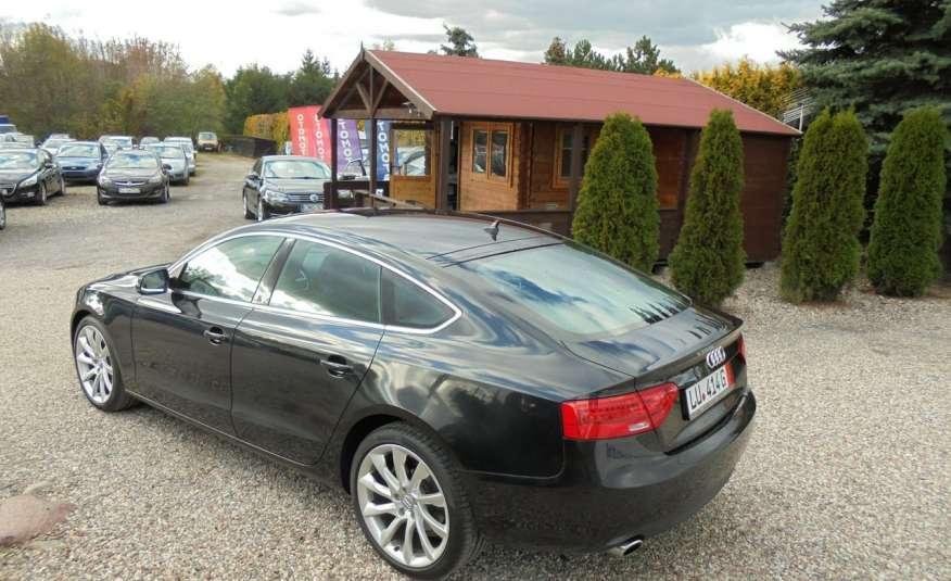 Audi A5 Opłacona , wyposażona , niski przebieg , benzyna.Lift zdjęcie 9