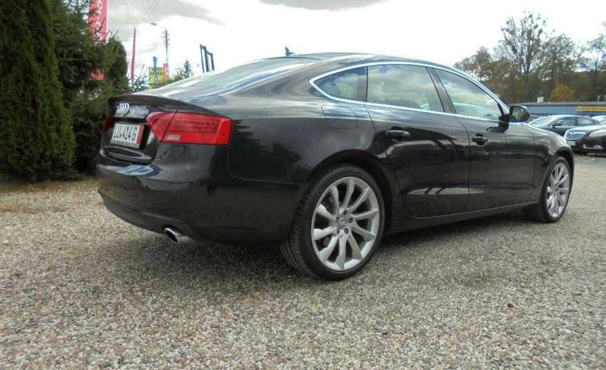 Audi A5 Opłacona , wyposażona , niski przebieg , benzyna.Lift zdjęcie 12