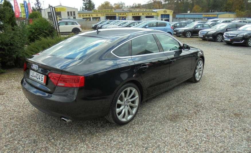 Audi A5 Opłacona , wyposażona , niski przebieg , benzyna.Lift zdjęcie 14