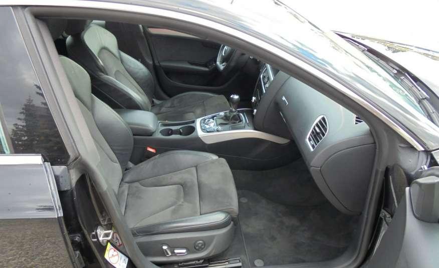 Audi A5 Opłacona , wyposażona , niski przebieg , benzyna.Lift zdjęcie 15