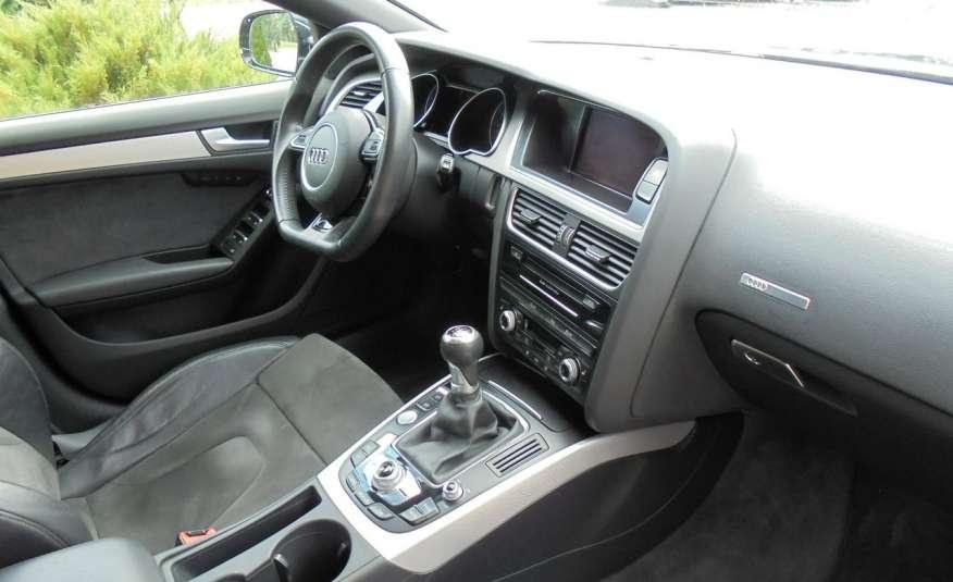 Audi A5 Opłacona , wyposażona , niski przebieg , benzyna.Lift zdjęcie 17