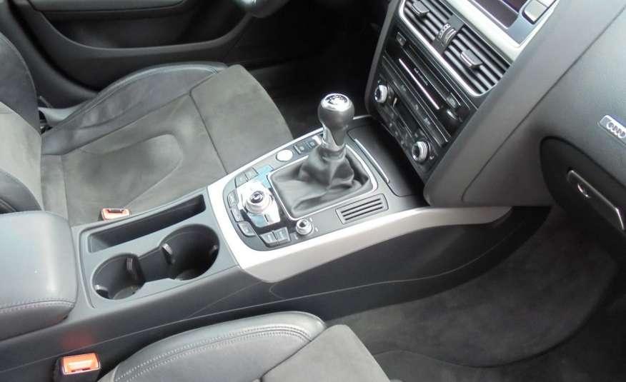 Audi A5 Opłacona , wyposażona , niski przebieg , benzyna.Lift zdjęcie 18