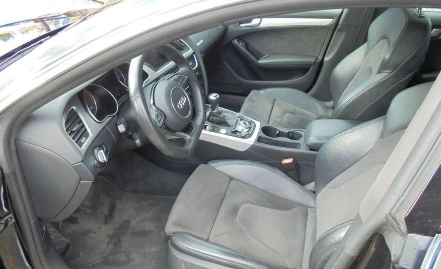 Audi A5 Opłacona , wyposażona , niski przebieg , benzyna.Lift zdjęcie 20