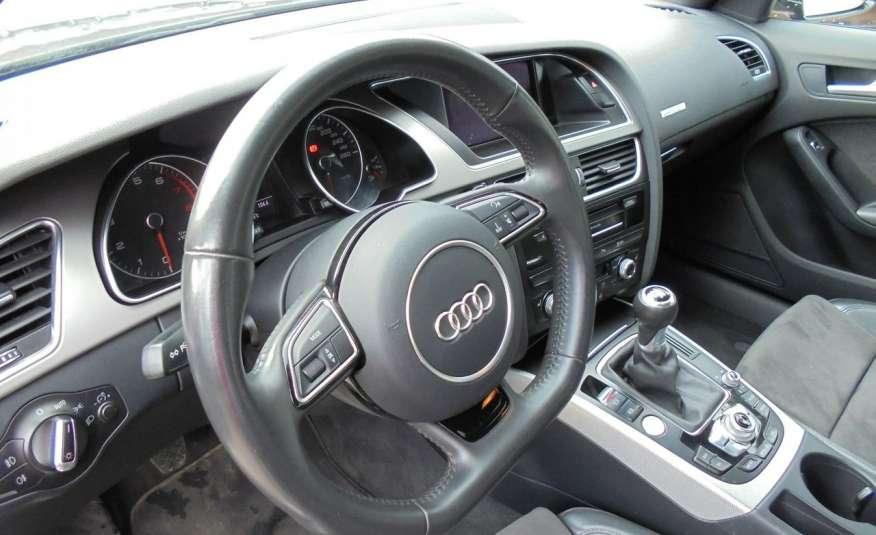 Audi A5 Opłacona , wyposażona , niski przebieg , benzyna.Lift zdjęcie 21