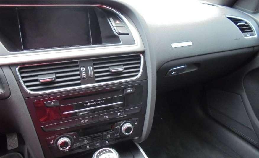 Audi A5 Opłacona , wyposażona , niski przebieg , benzyna.Lift zdjęcie 22