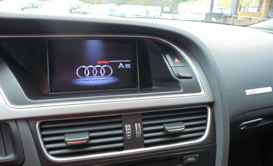 Audi A5 Opłacona , wyposażona , niski przebieg , benzyna.Lift zdjęcie 23