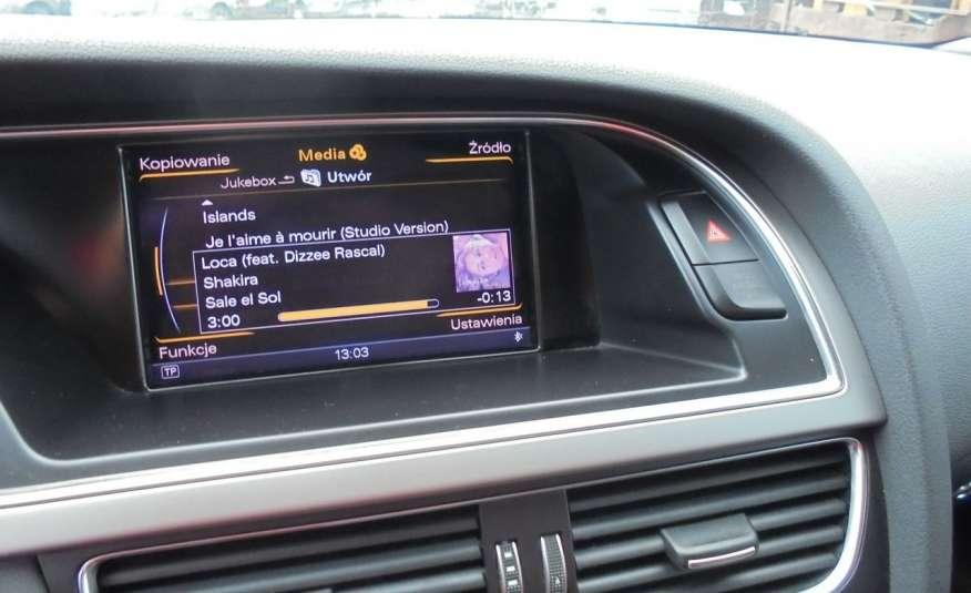 Audi A5 Opłacona , wyposażona , niski przebieg , benzyna.Lift zdjęcie 24