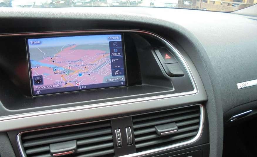 Audi A5 Opłacona , wyposażona , niski przebieg , benzyna.Lift zdjęcie 25