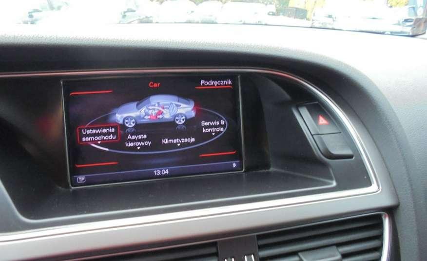 Audi A5 Opłacona , wyposażona , niski przebieg , benzyna.Lift zdjęcie 28