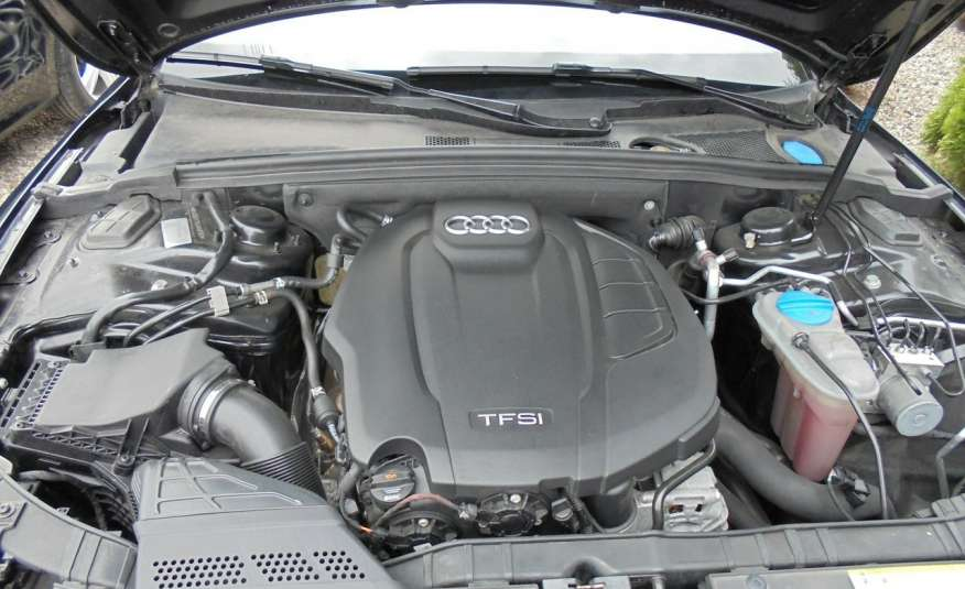 Audi A5 Opłacona , wyposażona , niski przebieg , benzyna.Lift zdjęcie 30