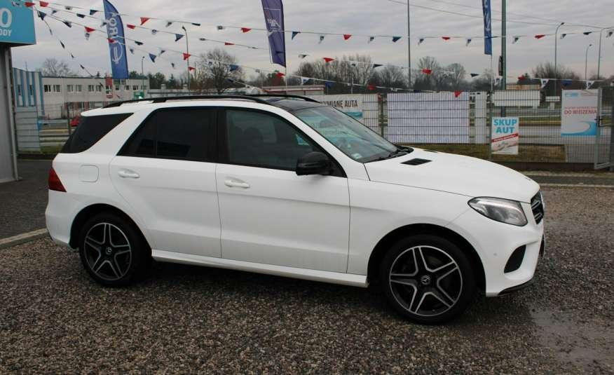 Mercedes GLE 250 Salon, Automat, skora, panoramadach, czujniki LED.4matic zdjęcie 5