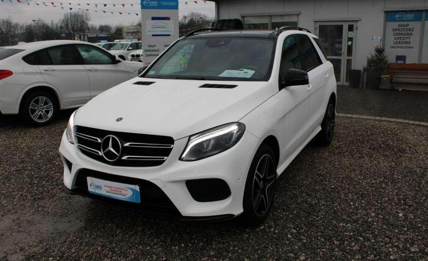 Mercedes GLE 250 Salon, Automat, skora, panoramadach, czujniki LED.4matic zdjęcie 6