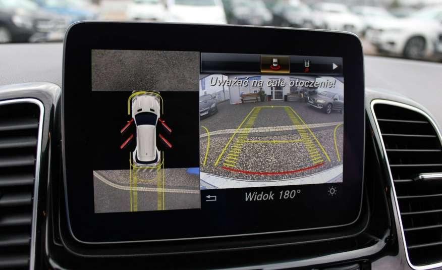 Mercedes GLE 250 Salon, Automat, skora, panoramadach, czujniki LED.4matic zdjęcie 12