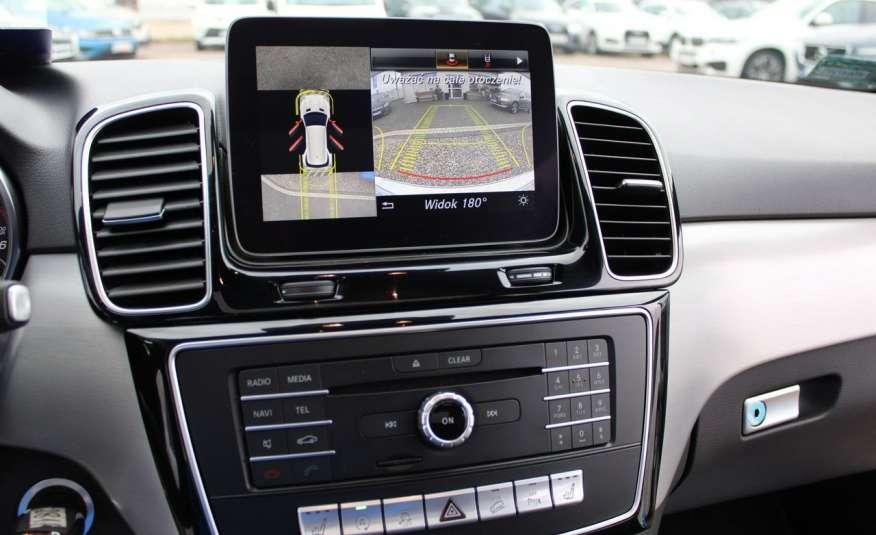 Mercedes GLE 250 Salon, Automat, skora, panoramadach, czujniki LED.4matic zdjęcie 13