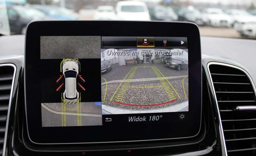 Mercedes GLE 250 Salon, Automat, skora, panoramadach, czujniki LED.4matic zdjęcie 14