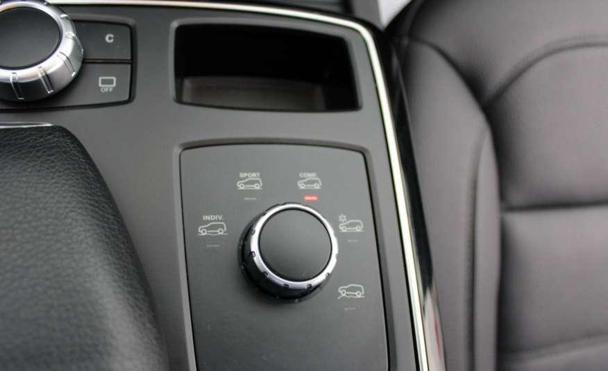 Mercedes GLE 250 Salon, Automat, skora, panoramadach, czujniki LED.4matic zdjęcie 15