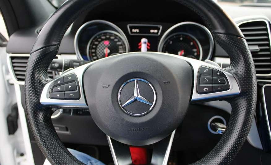 Mercedes GLE 250 Salon, Automat, skora, panoramadach, czujniki LED.4matic zdjęcie 17