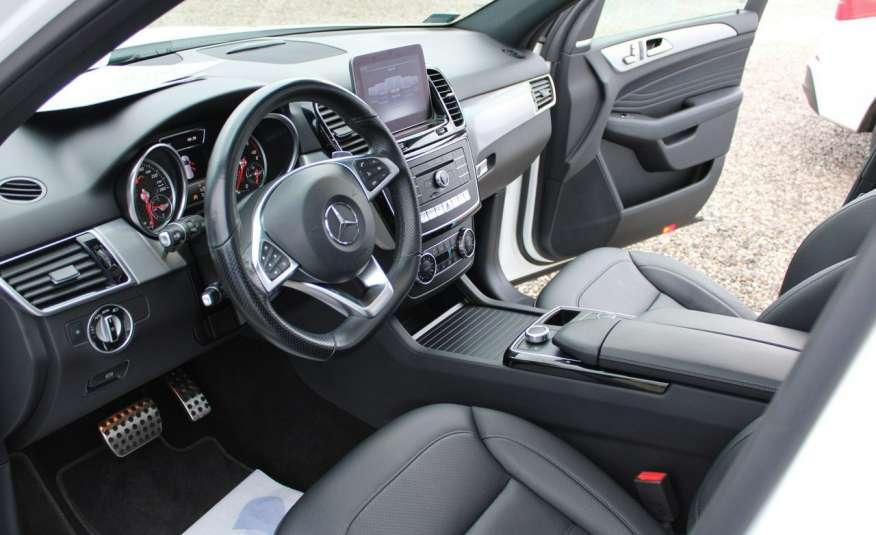 Mercedes GLE 250 Salon, Automat, skora, panoramadach, czujniki LED.4matic zdjęcie 19