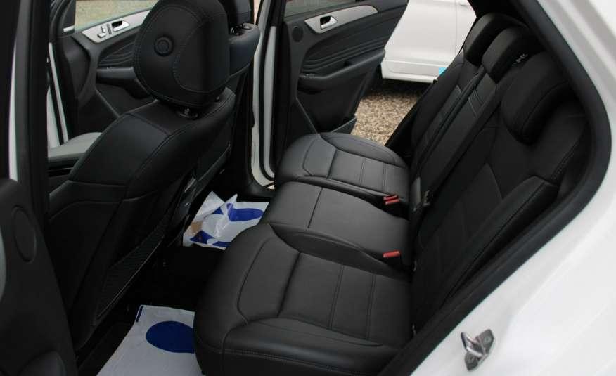 Mercedes GLE 250 Salon, Automat, skora, panoramadach, czujniki LED.4matic zdjęcie 20