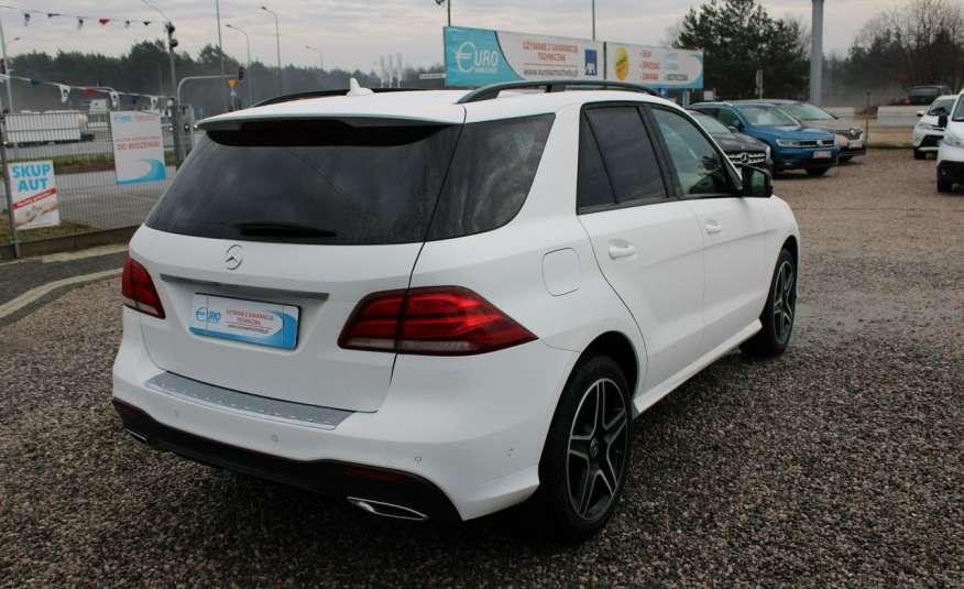 Mercedes GLE 250 Salon, Automat, skora, panoramadach, czujniki LED.4matic zdjęcie 22