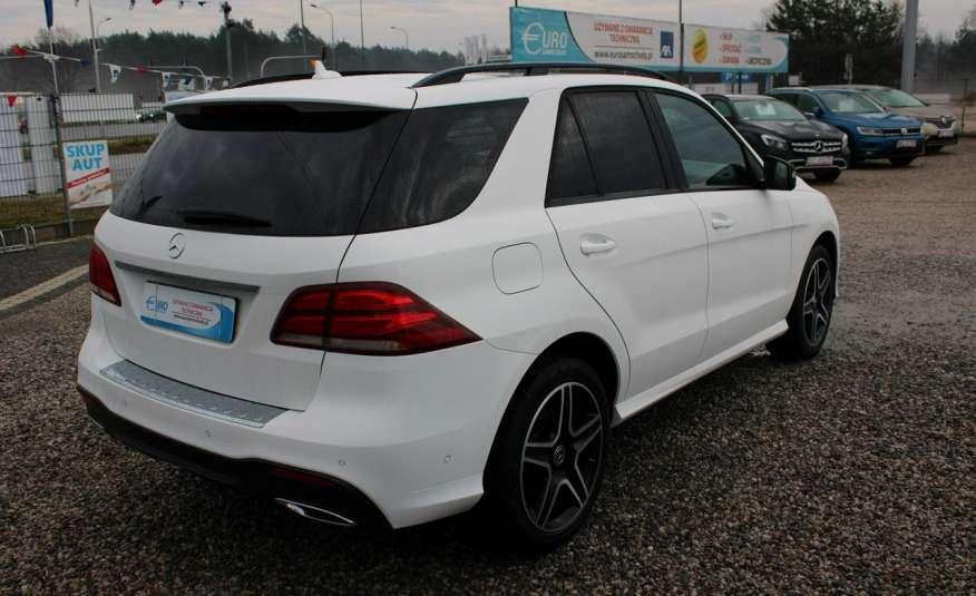 Mercedes GLE 250 Salon, Automat, skora, panoramadach, czujniki LED.4matic zdjęcie 23