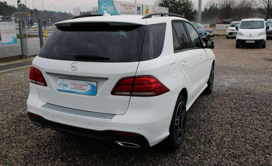 Mercedes GLE 250 Salon, Automat, skora, panoramadach, czujniki LED.4matic zdjęcie 24