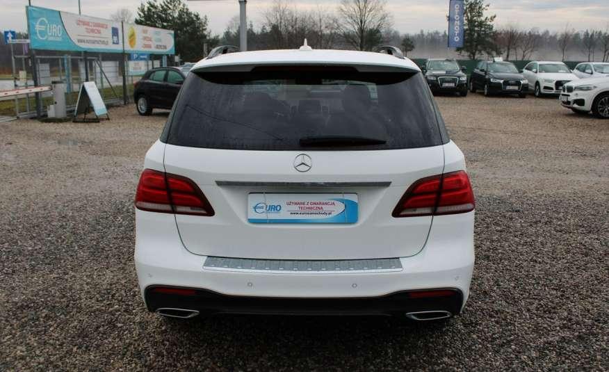 Mercedes GLE 250 Salon, Automat, skora, panoramadach, czujniki LED.4matic zdjęcie 25