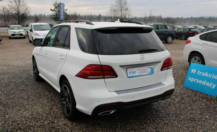 Mercedes GLE 250 Salon, Automat, skora, panoramadach, czujniki LED.4matic zdjęcie 26