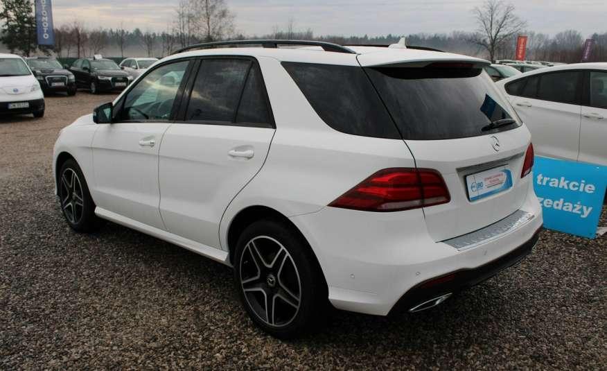 Mercedes GLE 250 Salon, Automat, skora, panoramadach, czujniki LED.4matic zdjęcie 27