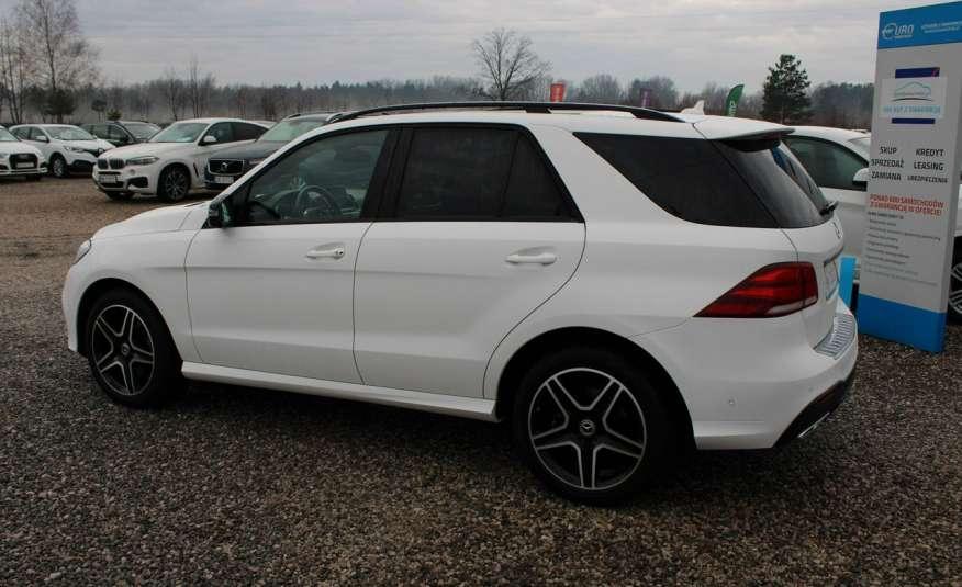 Mercedes GLE 250 Salon, Automat, skora, panoramadach, czujniki LED.4matic zdjęcie 28