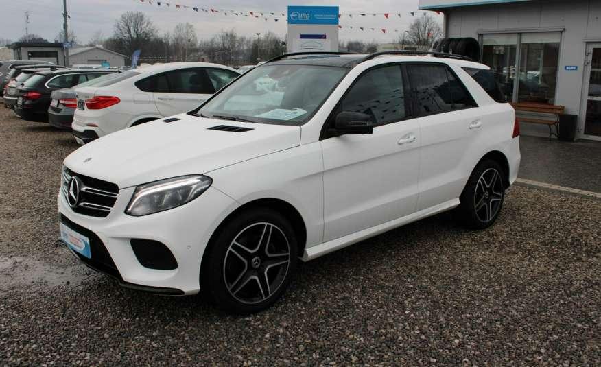 Mercedes GLE 250 Salon, Automat, skora, panoramadach, czujniki LED.4matic zdjęcie 29
