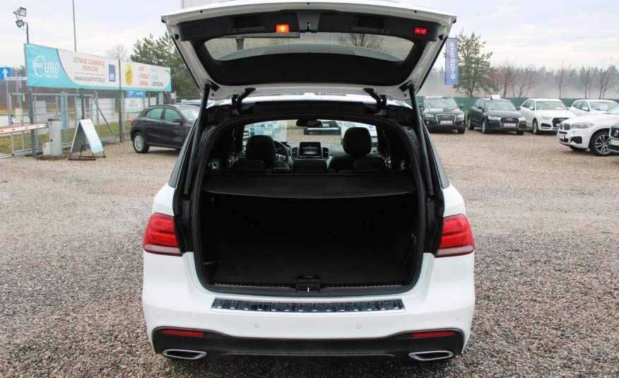 Mercedes GLE 250 Salon, Automat, skora, panoramadach, czujniki LED.4matic zdjęcie 30