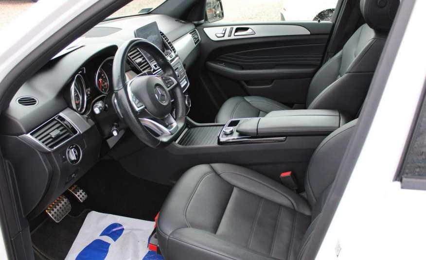 Mercedes GLE 250 Salon, Automat, skora, panoramadach, czujniki LED.4matic zdjęcie 32