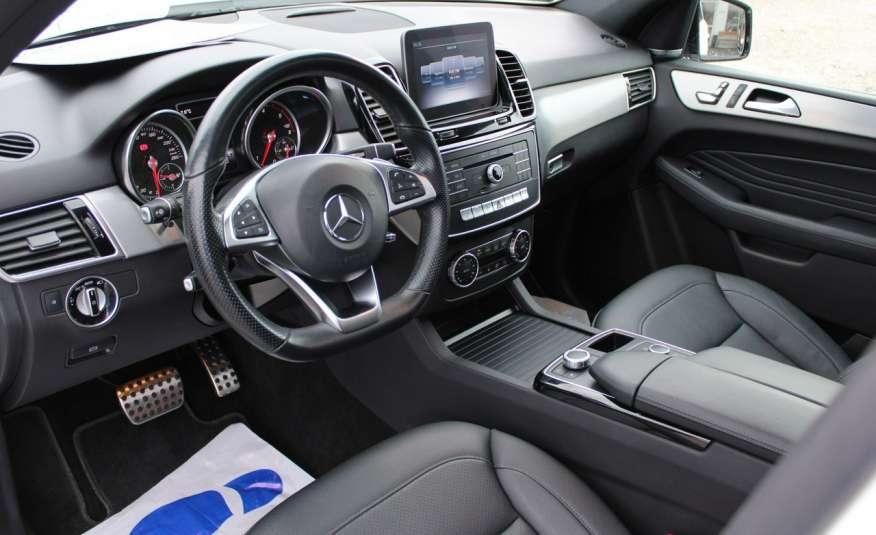 Mercedes GLE 250 Salon, Automat, skora, panoramadach, czujniki LED.4matic zdjęcie 35