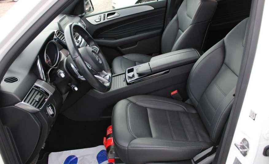 Mercedes GLE 250 Salon, Automat, skora, panoramadach, czujniki LED.4matic zdjęcie 37