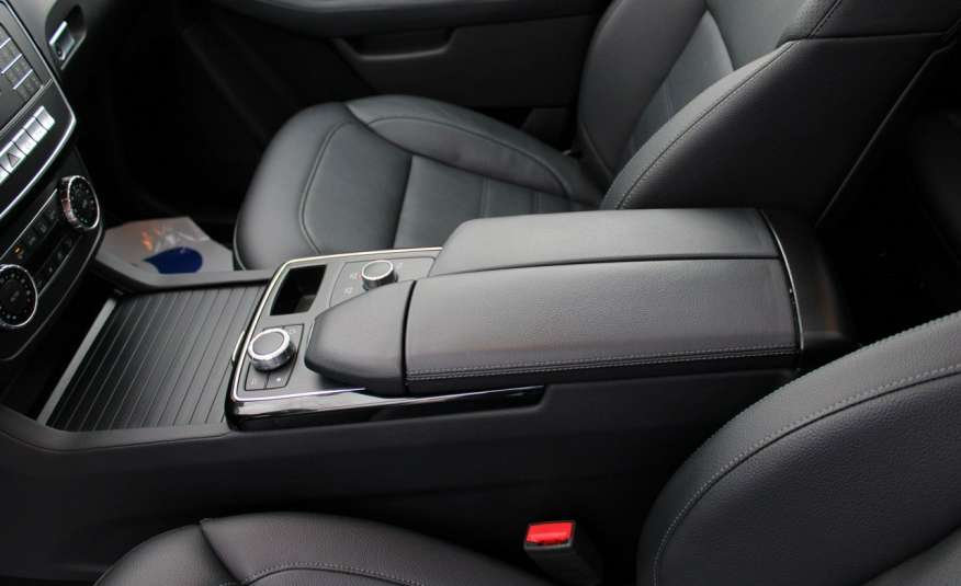 Mercedes GLE 250 Salon, Automat, skora, panoramadach, czujniki LED.4matic zdjęcie 38